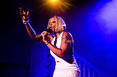 Mary j. blige  (performance)